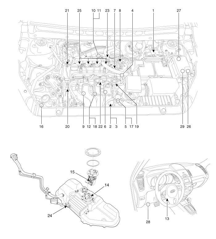 2011 kia soul limp mode issue rh kiasoulforums com 2012 kia soul engine diagram Belt Diagram 2011 Kia Soul