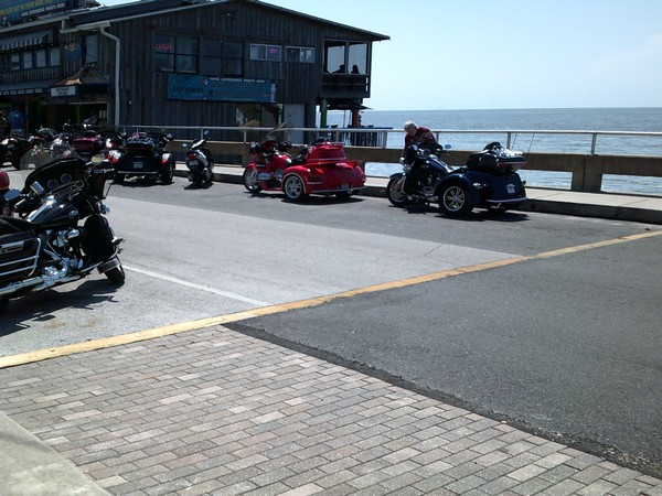 What did you do for or with your new Soul today?-bikers-love-cedar-key.jpg