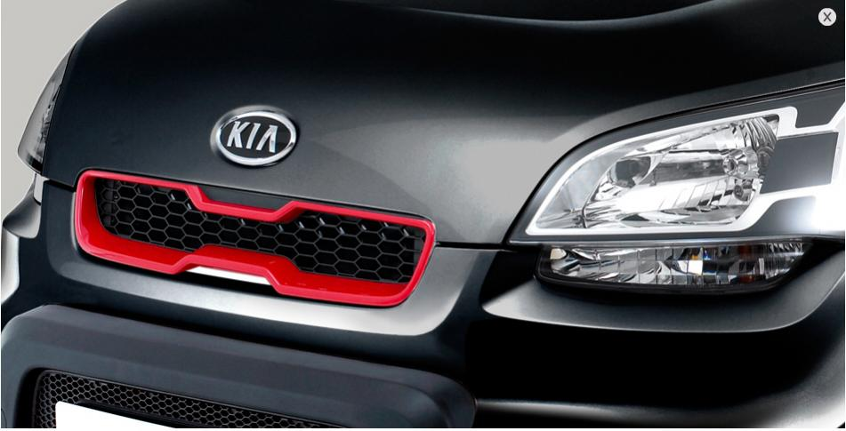 Burner Grill And Other Europe Accessories Page 3 Kia Soul Canada Brochure 4