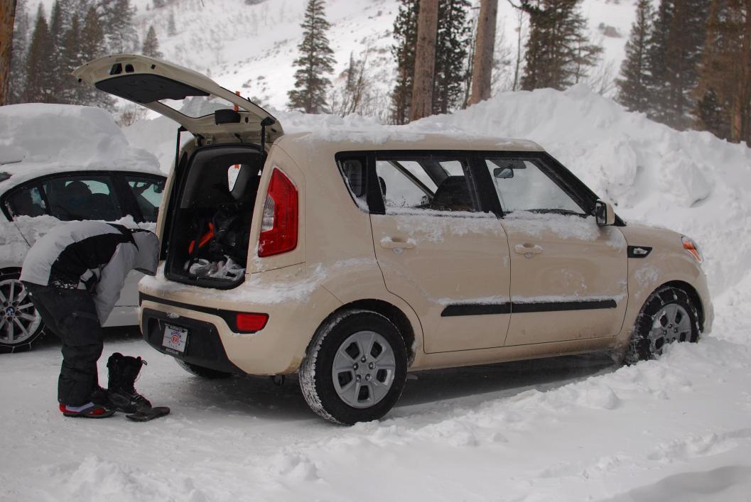 Are Kia Souls Good In Snow All About Kia