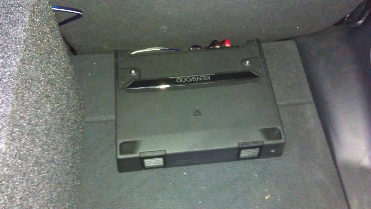 Good amp for a Alpine Type R? - Lx Forums