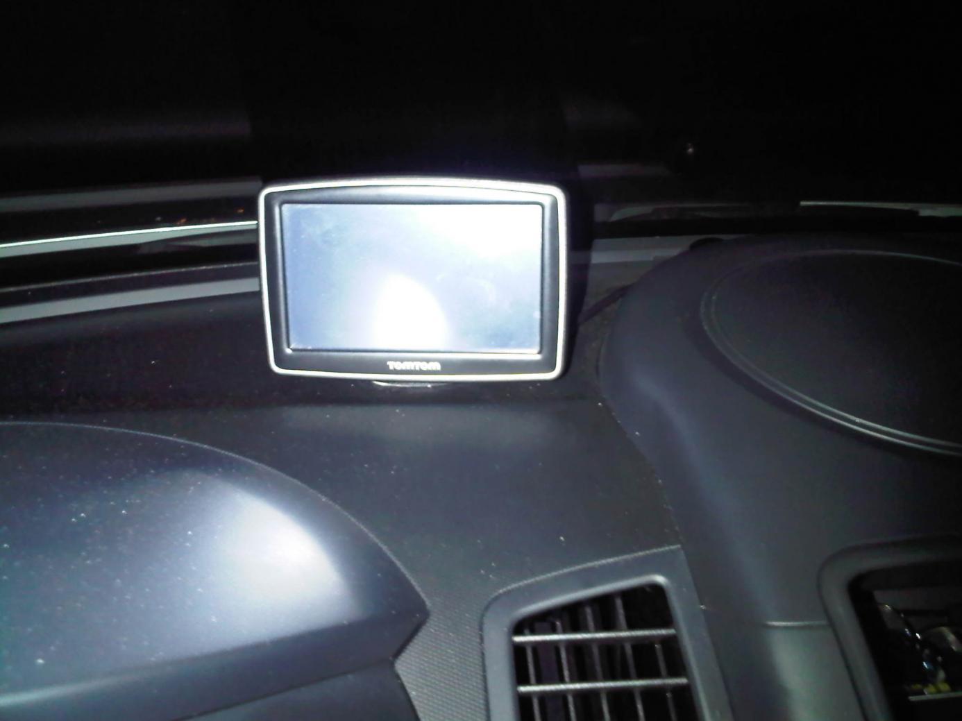 Dashboard Mount for GPS