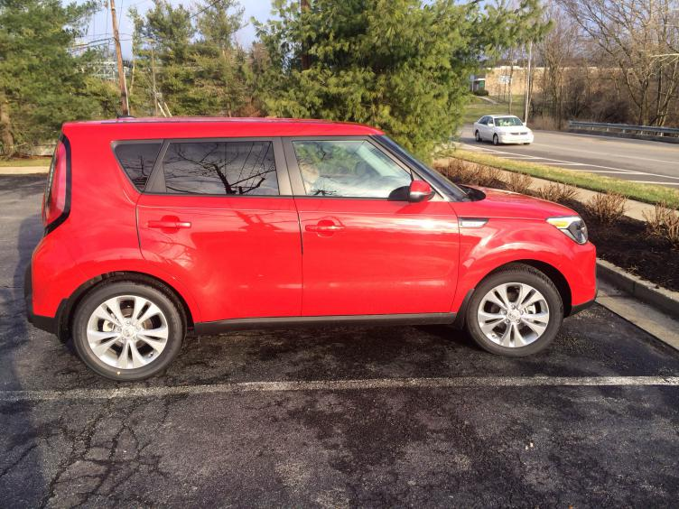 Kia Soul 2014 Red   www.pixshark.com - Images Galleries With A Bite!
