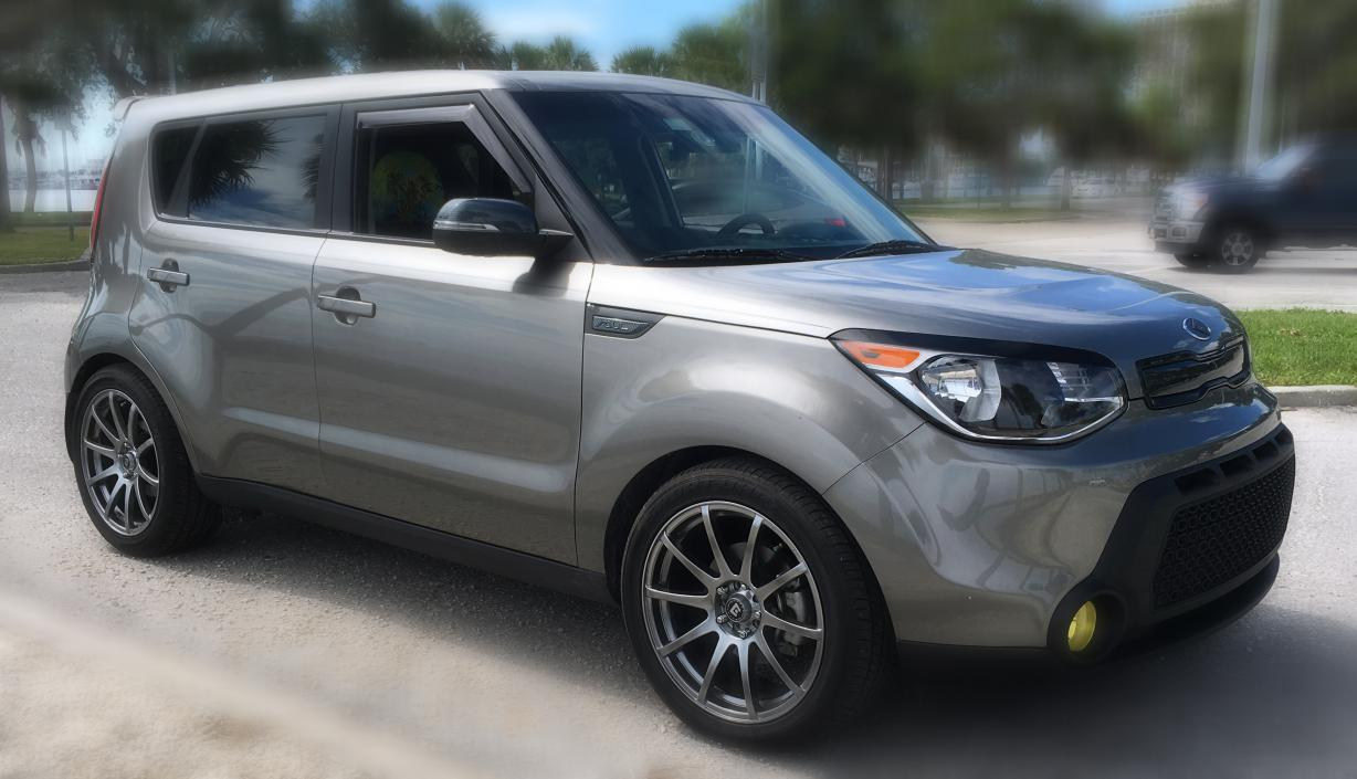 2014 Kia Soul 5 11 Small On The Outside Big On The