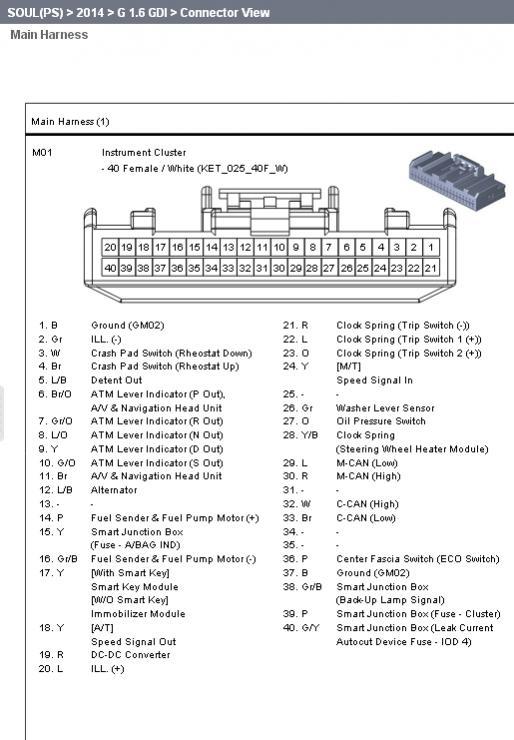 kia soul wiring diagrams wiring diagrams2014 kia soul viper remote start  help kia sedona wiring diagram