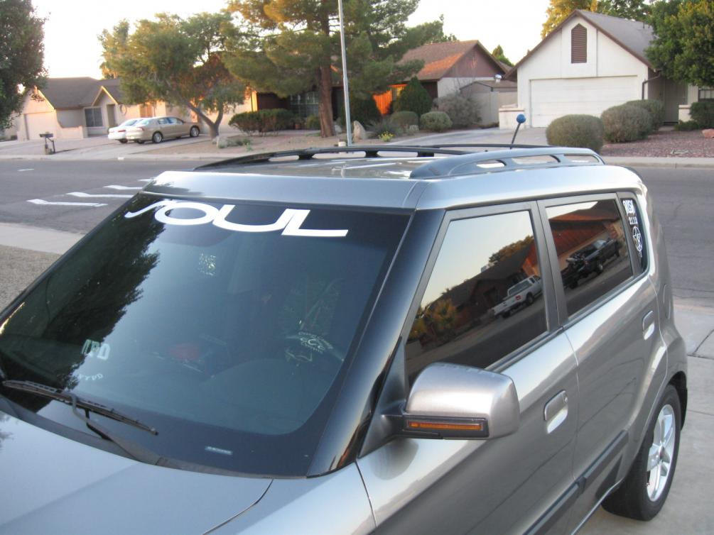 Kia Soul Roof Rack Car Interior Design