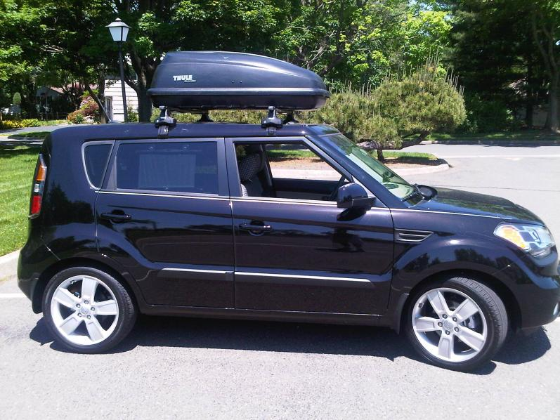 Follow Up Thule Rack Installed Now What