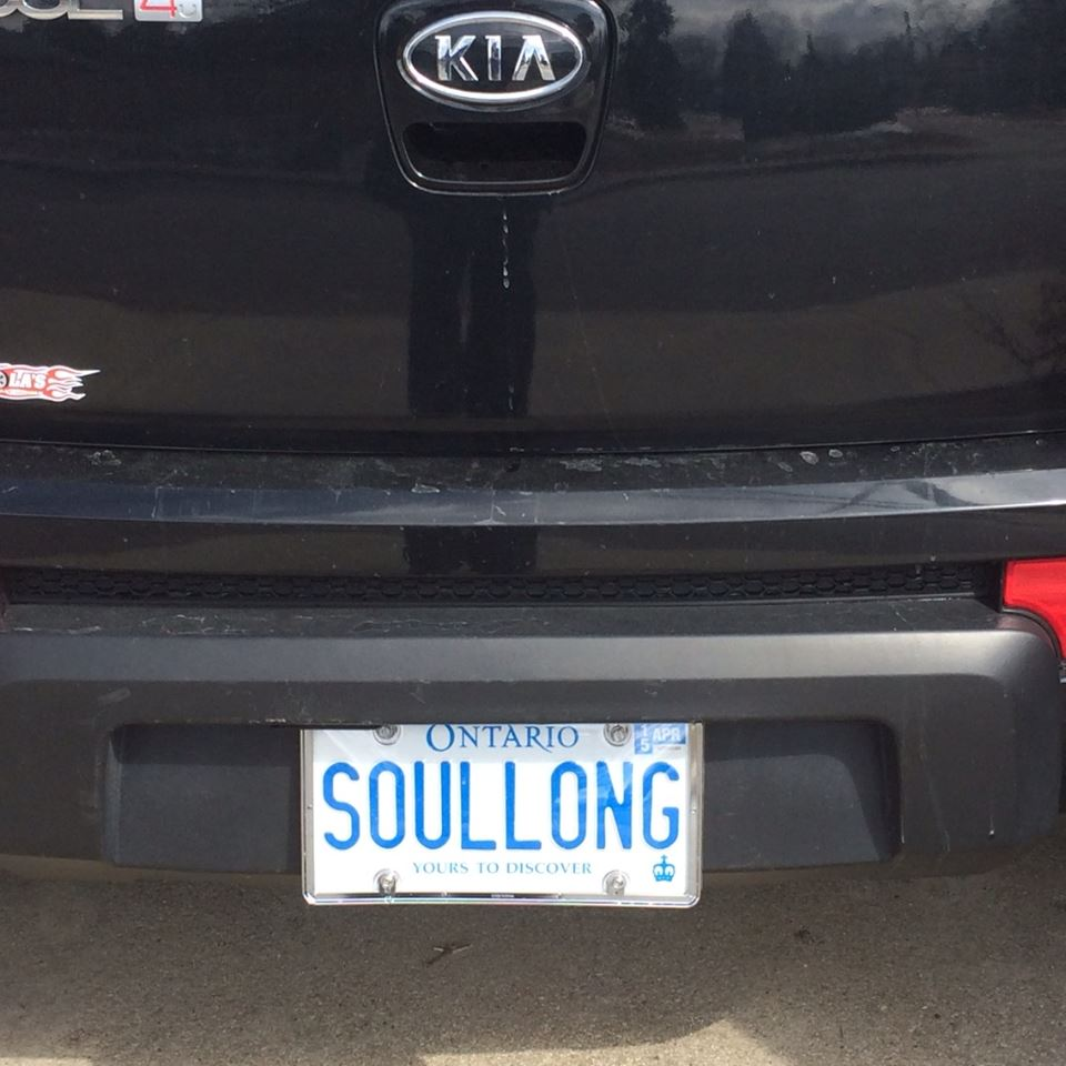 how to get a personalized license plate