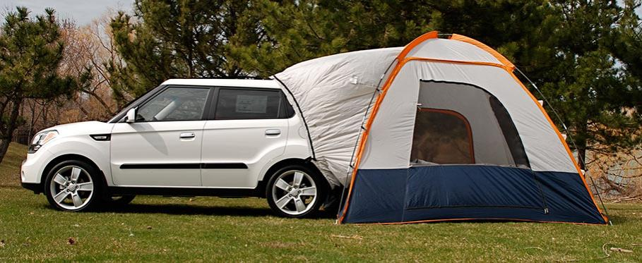 Camping Yes You Can Camp And Sleep In Your Kia Soul Page