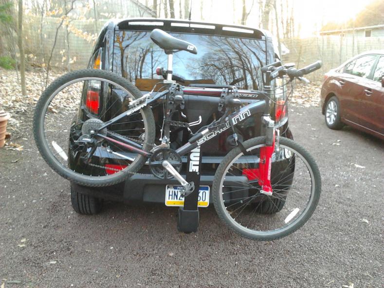 ... Bike Carriers Bike Transport Hitch Mounted Bike .html | Autos Weblog