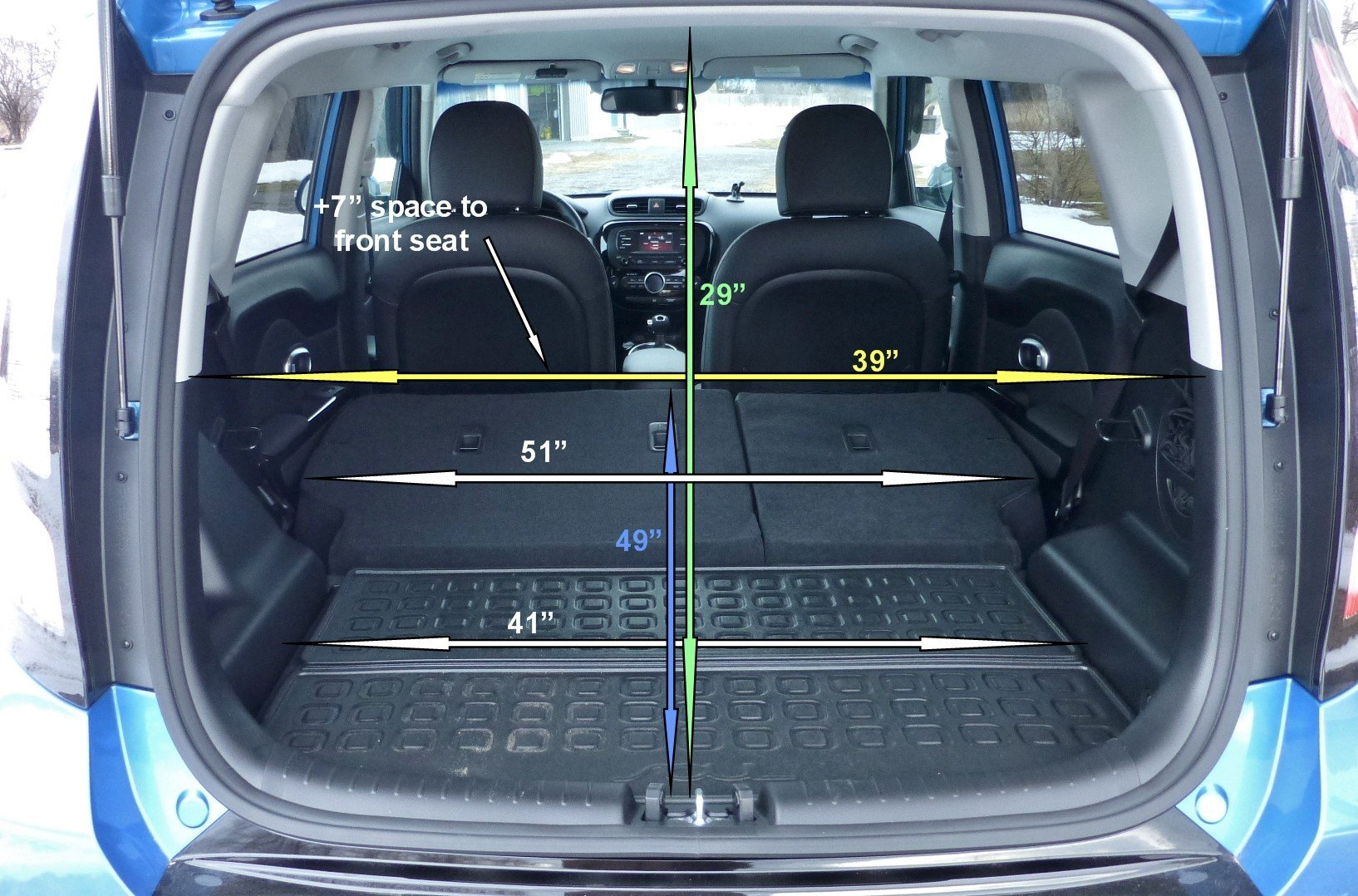 What Size Tv Can You Transport In 2019 Soul Kia Soul Forums Kia Soul Owners